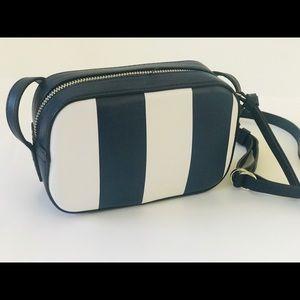Handbags - Mini fun spring or summer stripes Crossbody bag